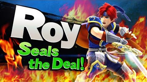 Wii U】Roy seals the deal!