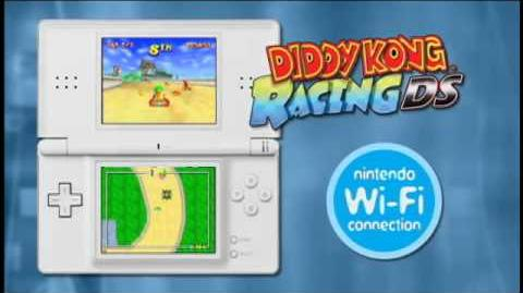 Diddy Kong Racing DS Split Screen Gameplay Trailer