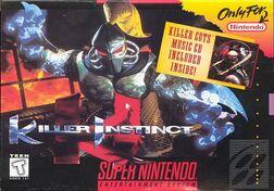 Killer Instinct SNES (NA)