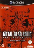 Metal Gear Solid The Twin Snakes (EU)