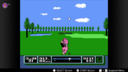 Nintendo Switch Online - Screenshot - NES Open Tournament Golf
