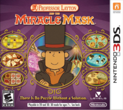 Professor Layton and the Miracle Mask (NA)