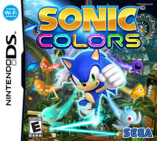 Sonic Colors DS (NA)