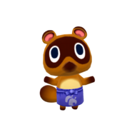 Animal Crossing - Pocket Camp - Character Artwork - Timmy and Tommy 02