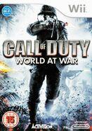 Call of Duty World at War (Wii) (EU)