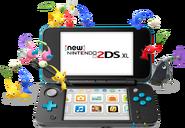Hey! Pikmin - New Nintendo 2DS XL illustration 01