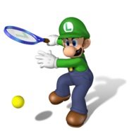 Luigi MPT Artwork