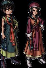 Priest (Dragon Quest IX Sentinels of the Starry Skies)