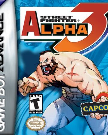 Street Fighter Alpha 3 Upper Nintendo Fandom