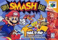 Super Smash Bros. (NA) boxart