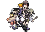 The World Ends with You Final Remix - Key Art 06
