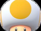 Yellow Toad (New Super Mario Bros.)