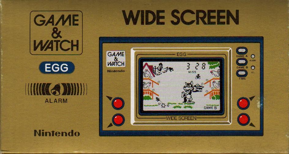 Image result for nintendo game and watch