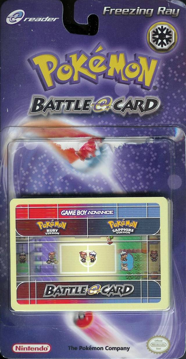 Pokemon Battle E