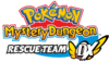 Logo EN - Pokemon Mystery Dungeon Rescue Team DX