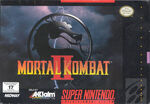 Mortal Kombat II (SNES) (NA)