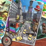 Super Mario Odyssey - Key Art 01 (background)