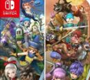 Dragon Quest Heroes I + II