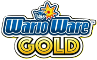 Warioware Gold logo