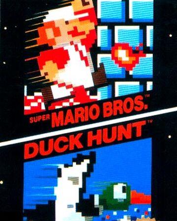 Super Mario Bros Duck Hunt Nintendo Fandom