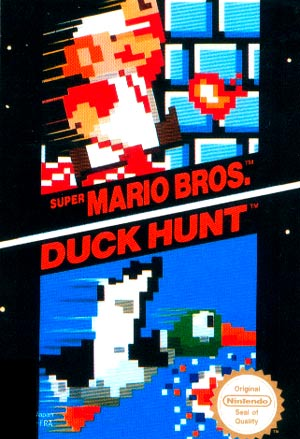 2 In 1 Super Mario Bros Duck Hunt Nintendo Fandom