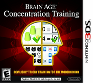 Brain Age Concentration Training (NA)