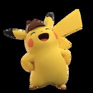 Detective Pikachu - Character artwork 02