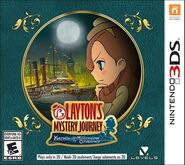 Layton's Mystery Journey (NA)