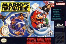 Mario's Time Machine (SNES)