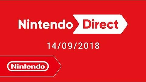 Nintendo Direct - 14 de septiembre de 2018