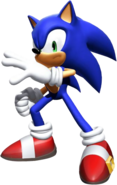 Sonic the Hedgehog Shadow