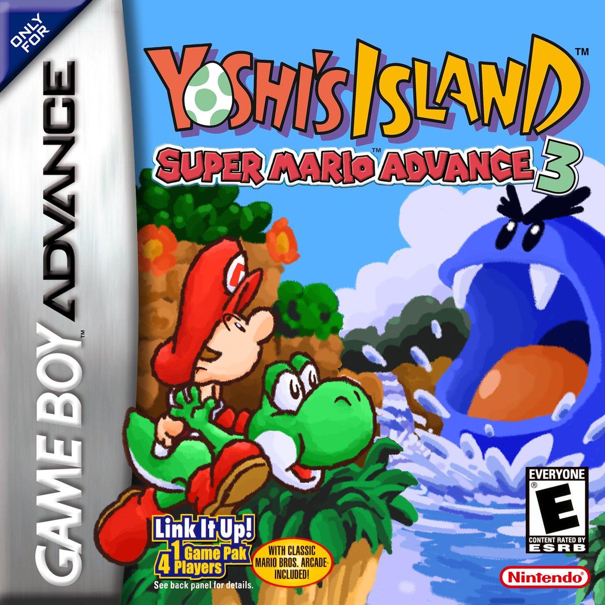 yoshi s island super mario advance 3 nintendo fandom powered by