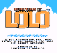 AdventuresofLolo TitleScreen