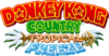 Logo EN Final - Donkey Kong Country Tropical Freeze