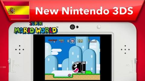 New Nintendo 3DS - Super Nintendo llega a la consola virtual