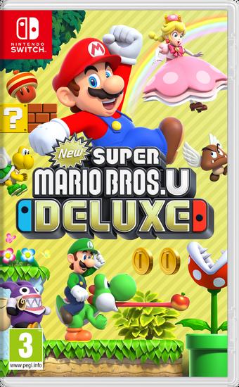 template new super mario bros logo