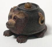 Raccoon kettle