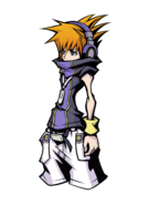 The World Ends with You Final Remix - Character Art - Neku 23