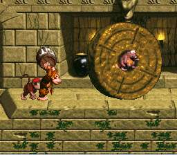 Donkey Kong Country Millstone Mayhem