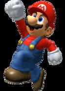 Mario SSBM Art