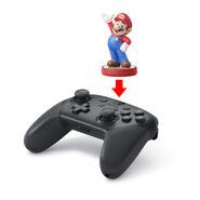 Nintendo Switch hardware - Pro Controller amiibo 01