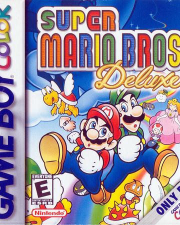 Super Mario Bros Deluxe Nintendo Fandom