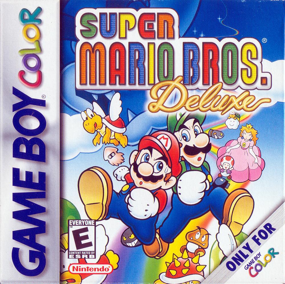 Super Mario Bros  Deluxe | Nintendo | FANDOM powered by Wikia
