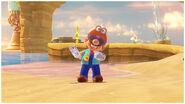 Super Mario Odyssey - Luigi's Balloon World - Screenshot 025