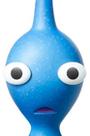 Blue Pikmin Portal Icon