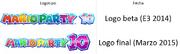 Mario Party 10 logo