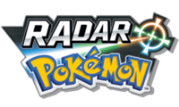 Logo de RAdar Pokémon