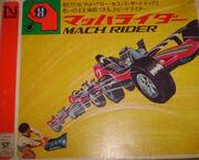 Mach Rider toy
