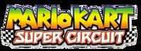 Mario Kart Super Circuit logo