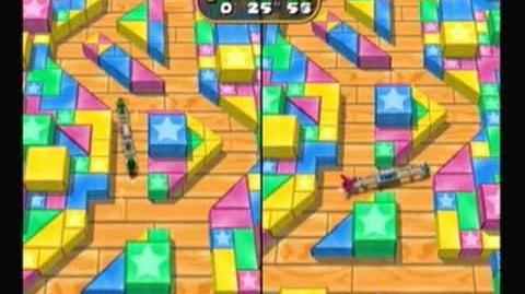 Mario Party 7 - Battery Ram
